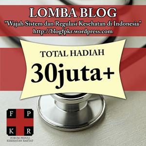 Lomba Blog FPKR