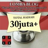 Widget Lomba Blog FPKR kecil